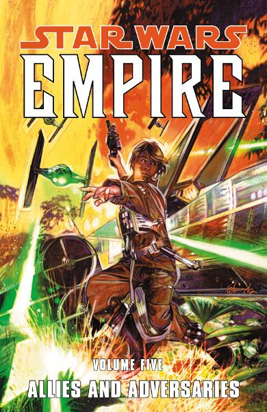 Star Wars: Empire Volume 5