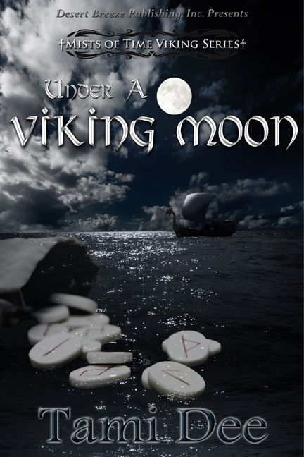 Mists Of Time Book One: Under A Viking Moon
