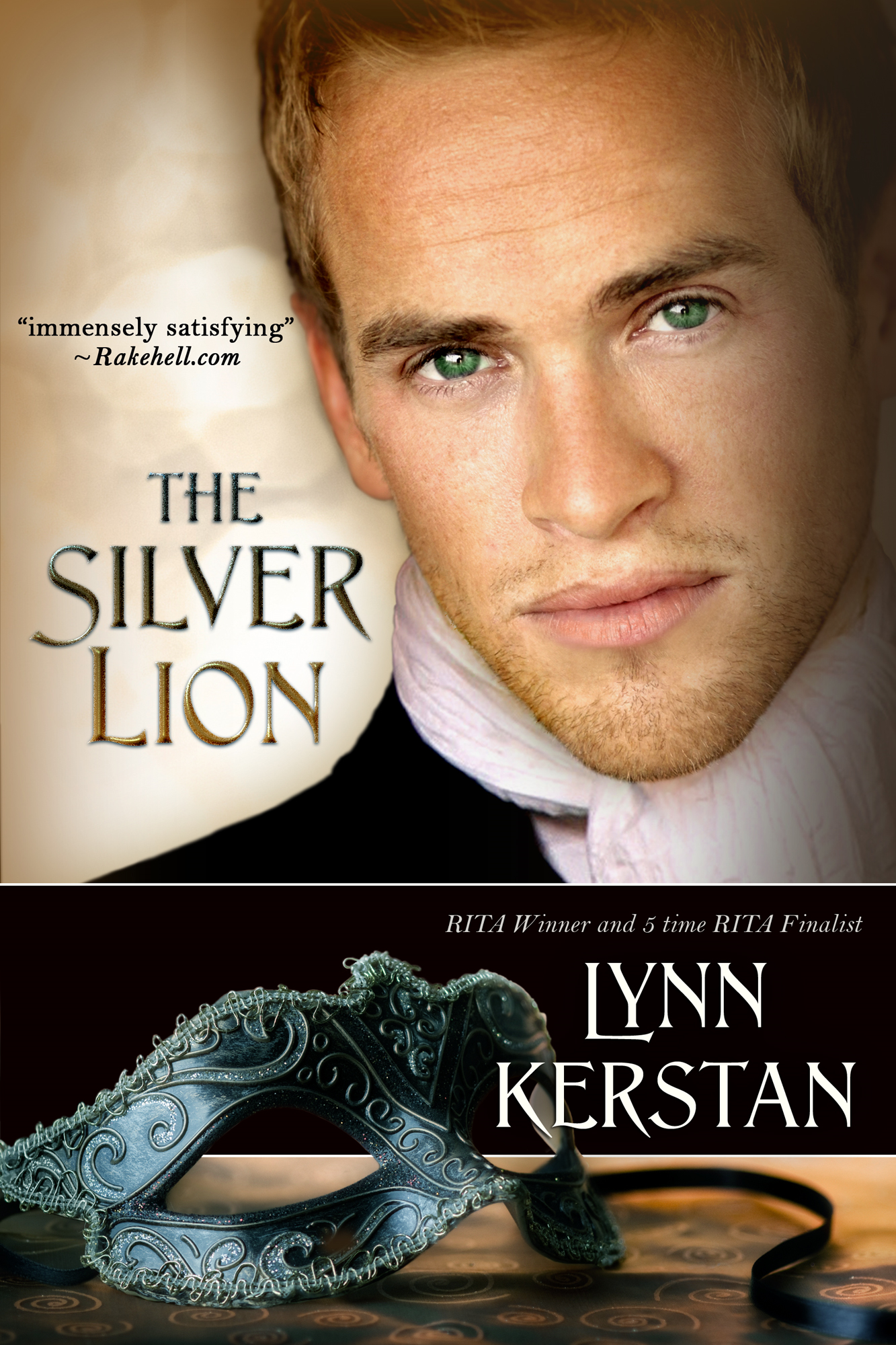 The Silver Lion By: Lynn Kerstan