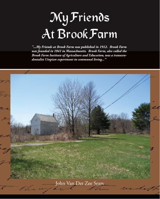 the brook farm institute of agriculture and education an experiment in utopian communal living The notion of a utopia—a perfect, egalitarian, and harmonious  they work as  some interesting experiments in formulating new ways of living  in the  beginning, brook farm worked around a policy of personal freedom and equality   the commune tried to self-sustain by farming, opening a school, and.