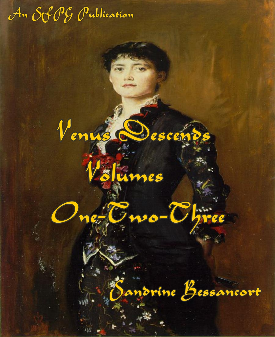 Venus Descends - Volume One-Two-Three
