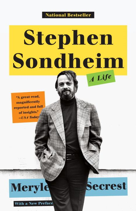 Stephen Sondheim By: Meryle Secrest