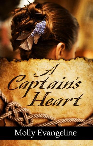 A Captain's Heart (Pirates & Faith, Book 3)