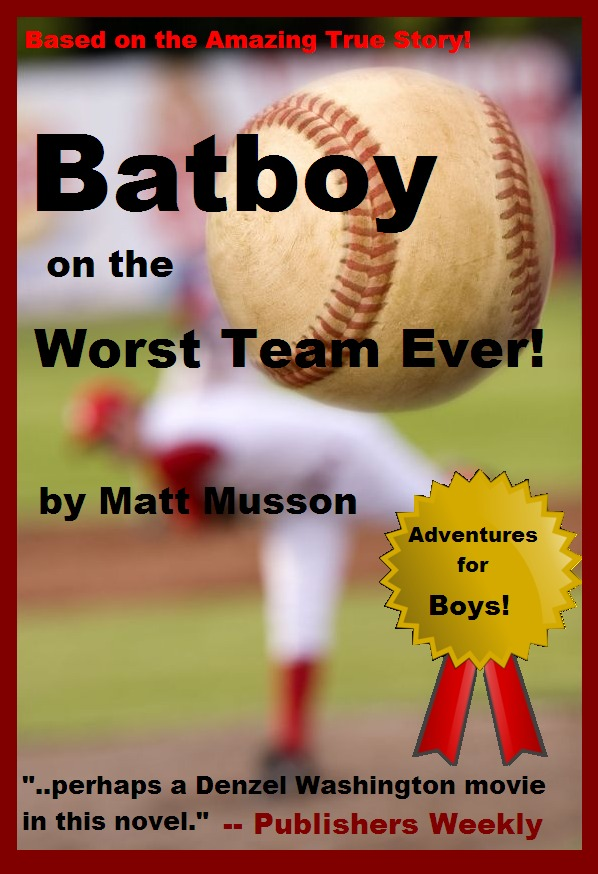 Batboy on the Worst Team Ever!