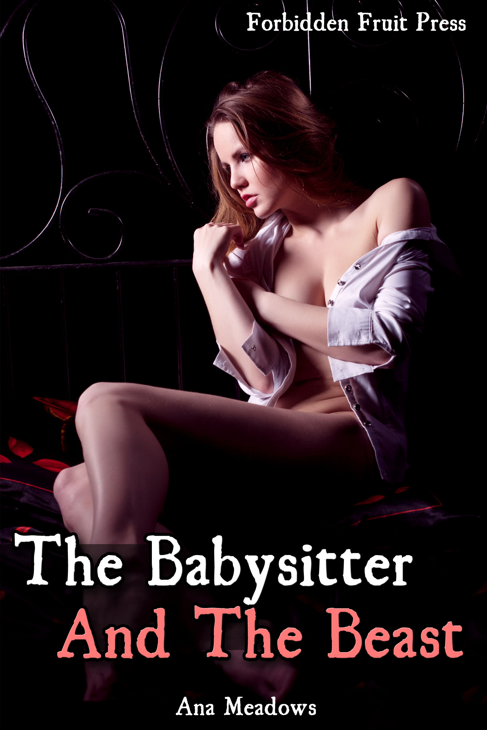 The Babysitter And The Beast (Shapeshifter Werewolf Breeding And BDSM Erotica)