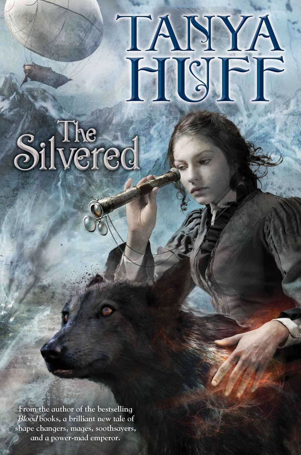 The Silvered By: Tanya Huff