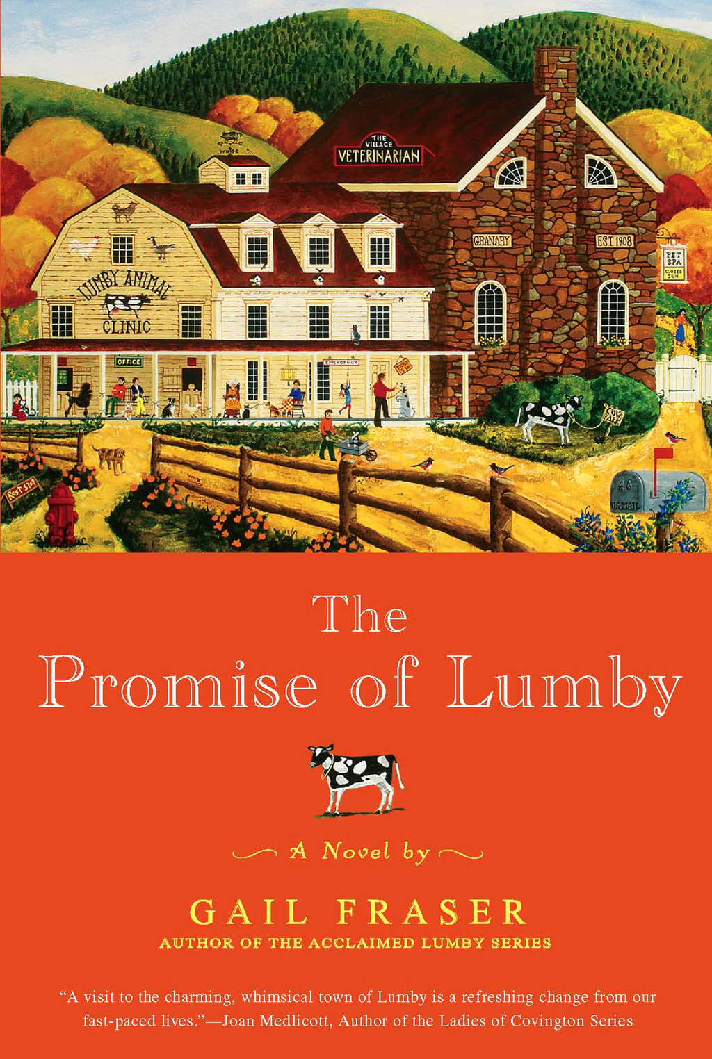 The Promise of Lumby By: Gail Fraser