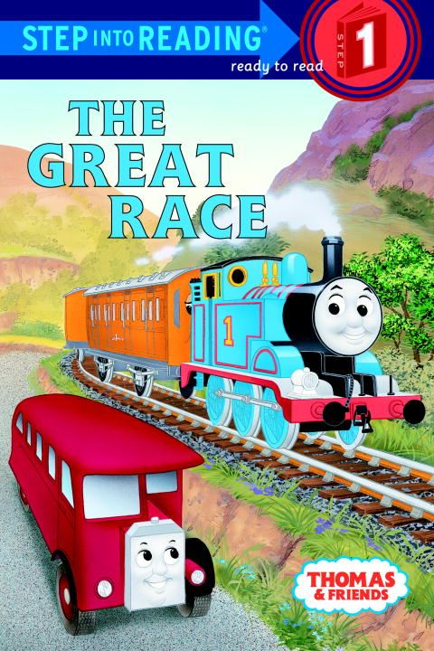 The Great Race (Thomas & Friends) By: Kerry Milliron,Eric Binder,Thomas Lapadula