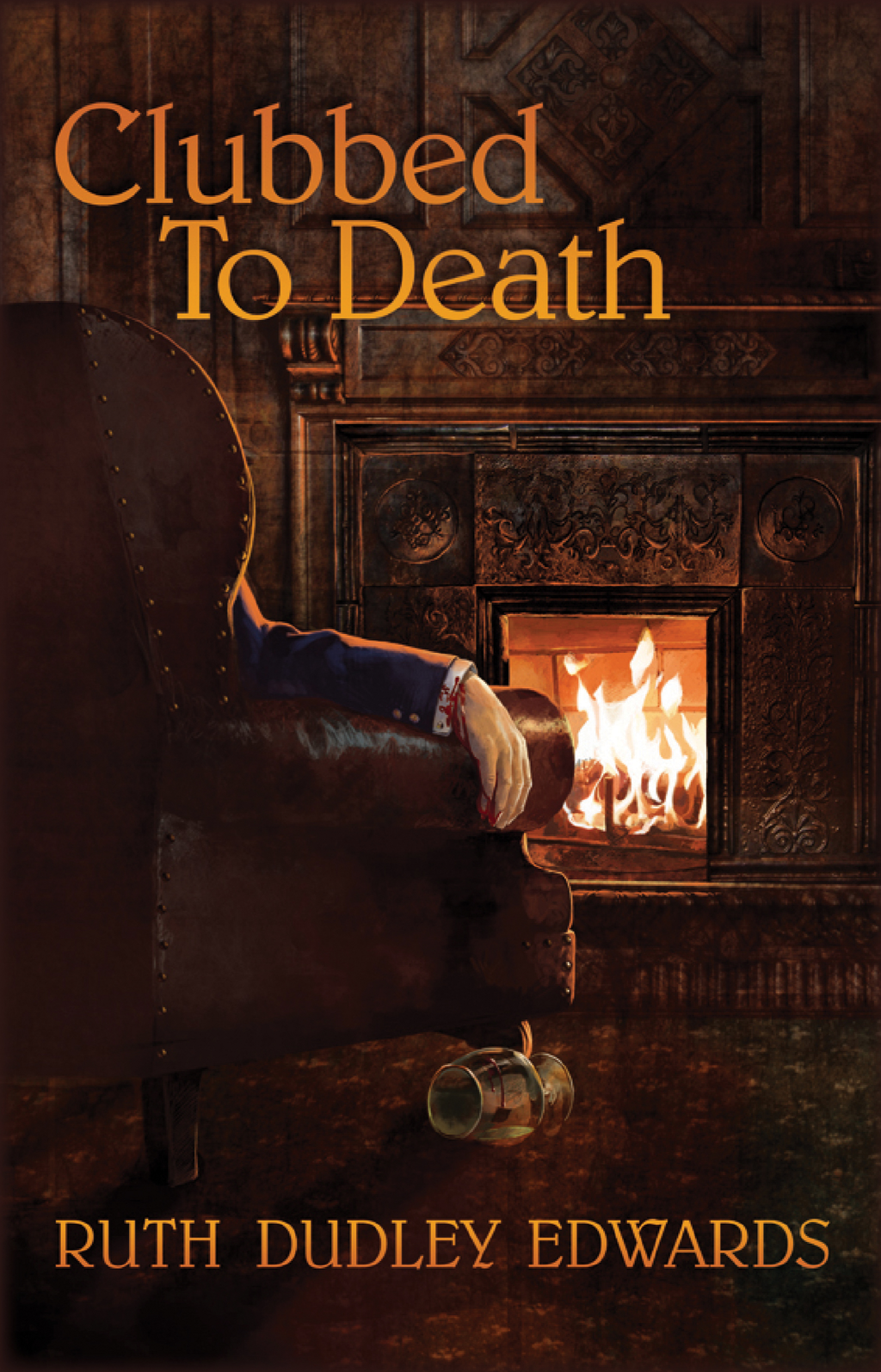 Clubbed To Death By: Ruth Dudley Edwards