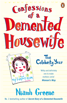 Confessions of a Demented Housewife The Celebrity Year