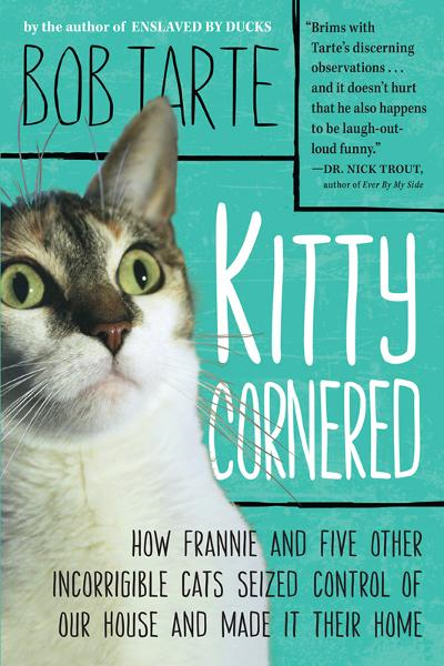 Kitty Cornered By: Bob Tarte