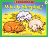 Little Leveled Readers: Level D - Who Is Sleeping?: Just The Right Level To Help Young Readers Soar!