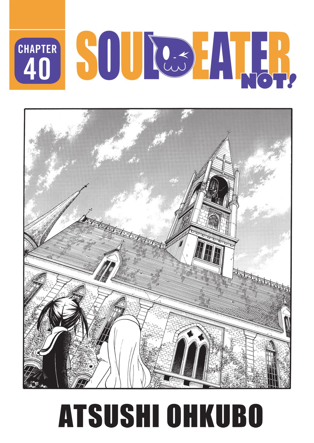 Soul Eater NOT!,  Chapter 40
