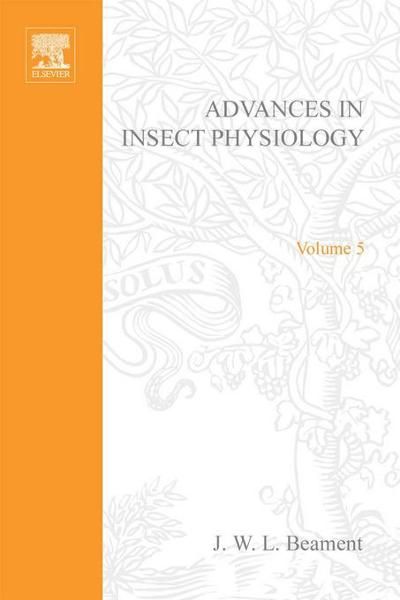 ADVANCES IN INSECT PHYSIOLOGY VOL 5 APL