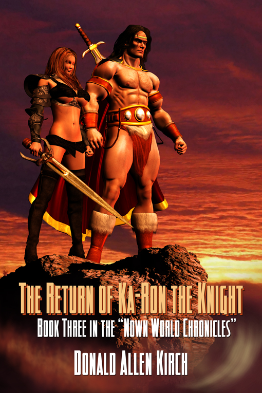 The Return Of Ka-ron The Knight