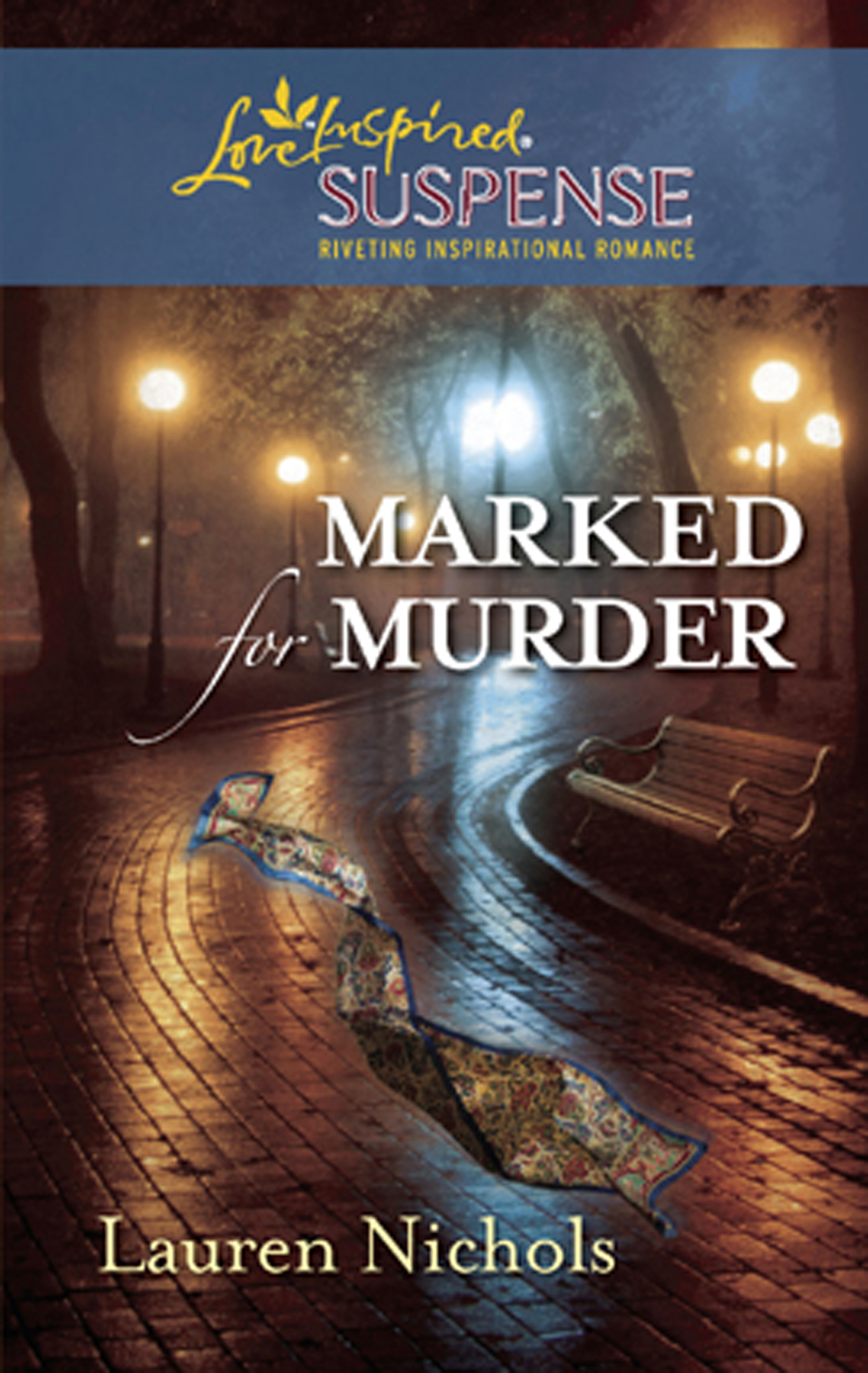 Marked for Murder (Mills & Boon Love Inspired Suspense)