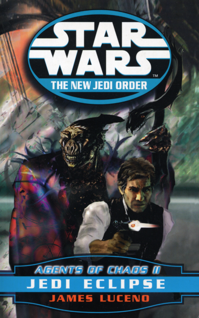 Star Wars: The New Jedi Order - Agents Of Chaos Jedi Eclipse