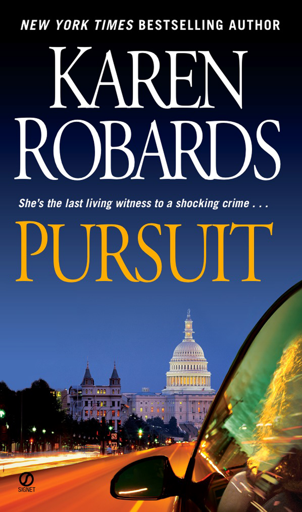 Pursuit By: Karen Robards