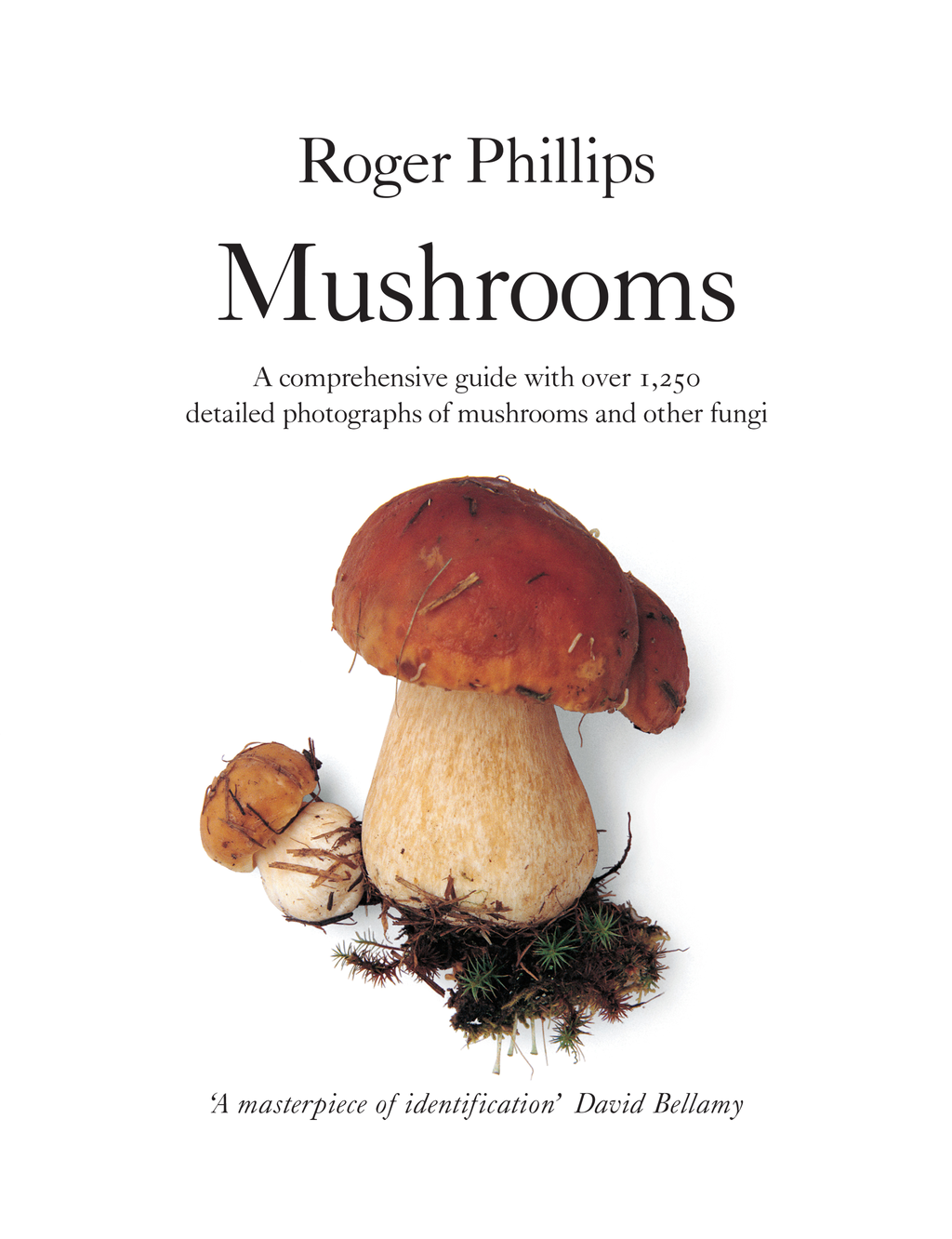 Mushrooms A comprehensive guide to mushroom identification