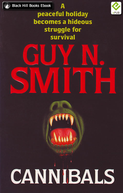 Cannibals By: Guy N Smith