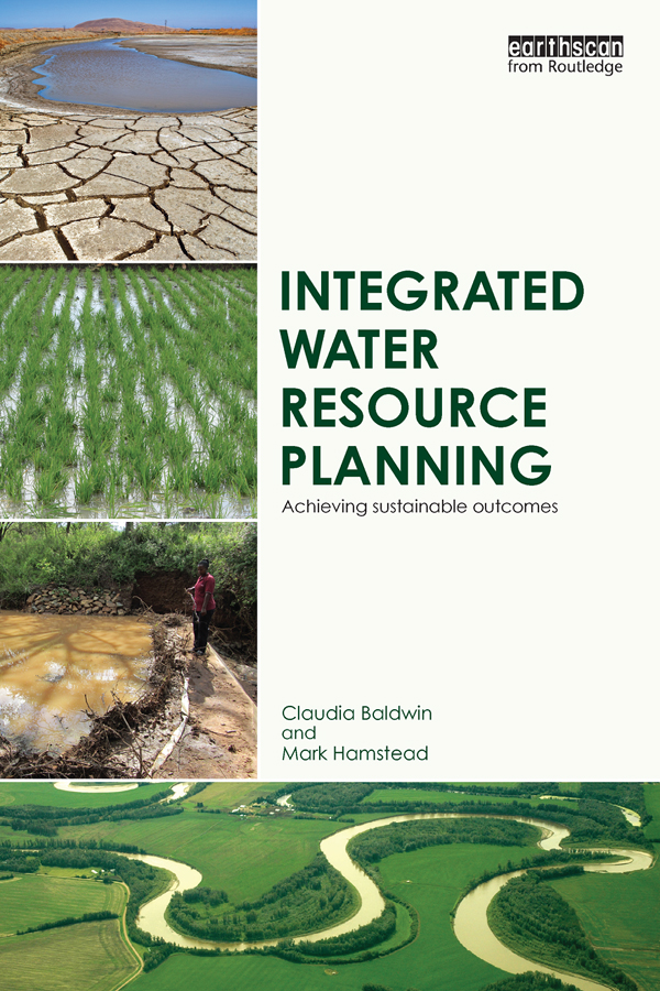 Integrated Water Resource Planning Achieving Sustainable Outcomes