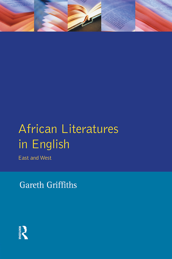 African Literatures in English East and West