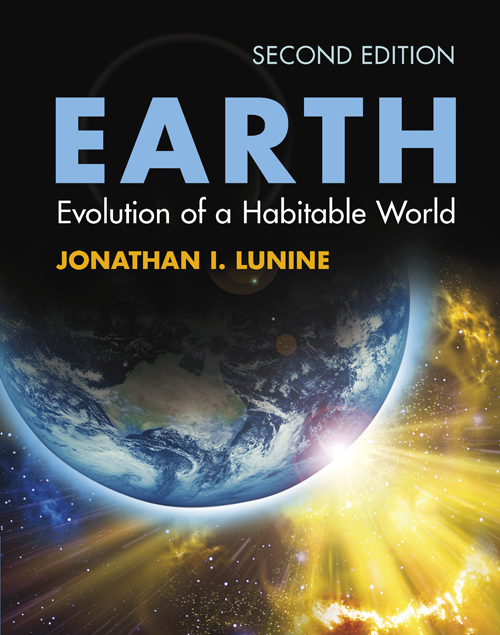 Earth Evolution of a Habitable World