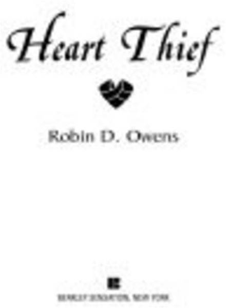 Heart Thief By: Robin D. Owens