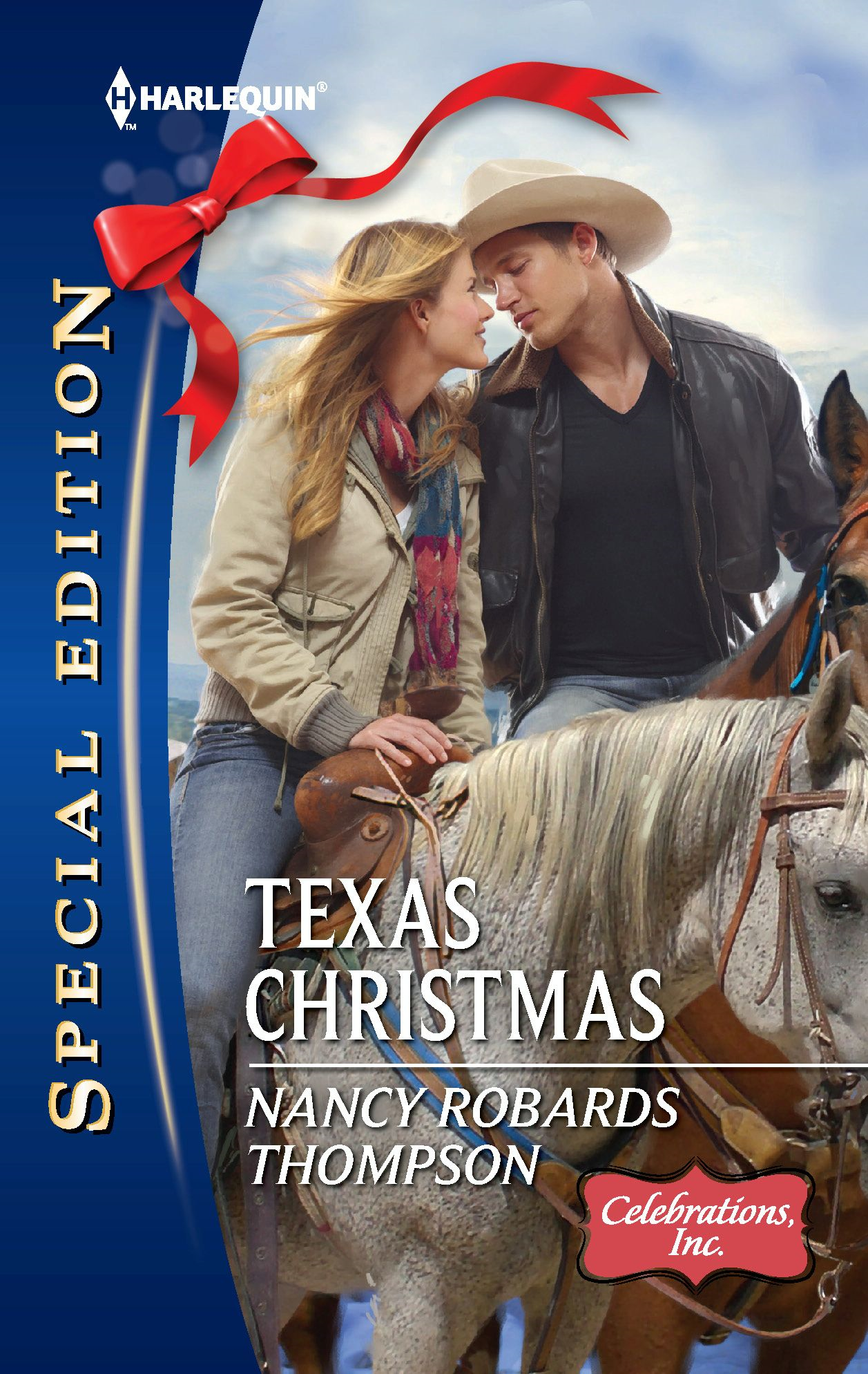 Texas Christmas By: Nancy Robards Thompson