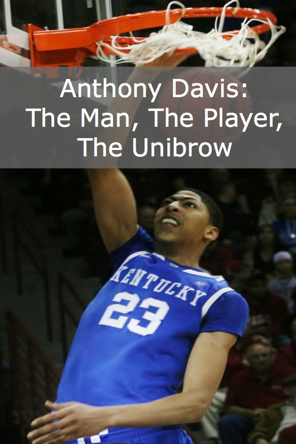 Anthony Davis By: Minute Help Guides
