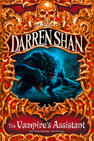 The Vampire?s Assistant (The Saga of Darren Shan,  Book 2)