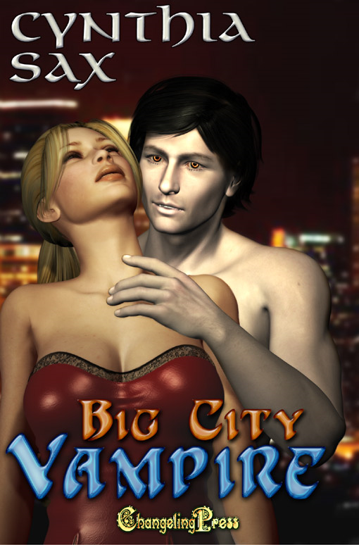 Cynthia Sax - Big City Vampire