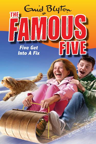 Famous Five 17: Five Get Into A Fix
