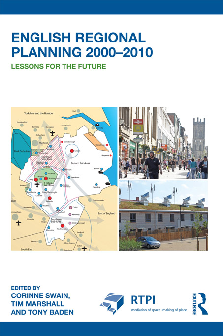 English Regional Planning 2000-2010 Lessons for the Future