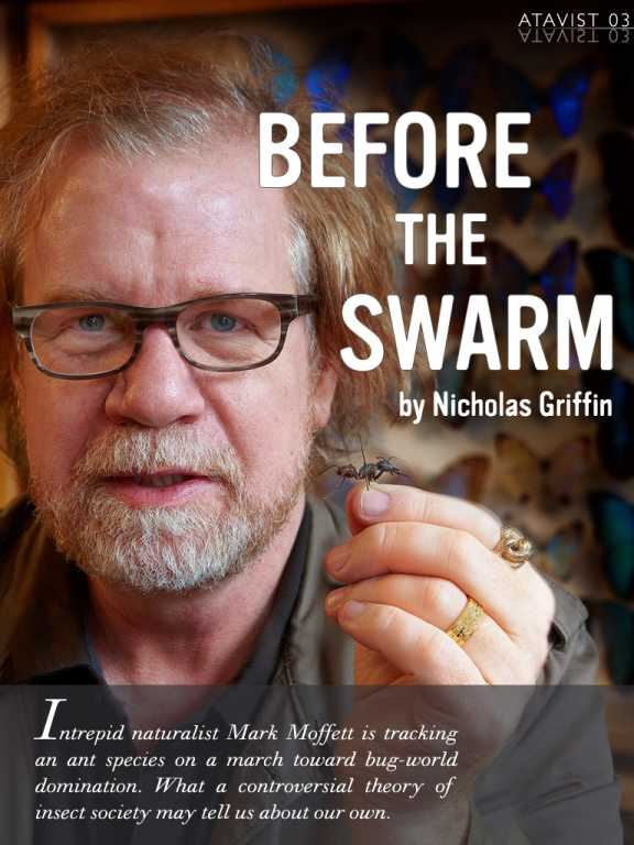 Before the Swarm By: Nicholas Griffin