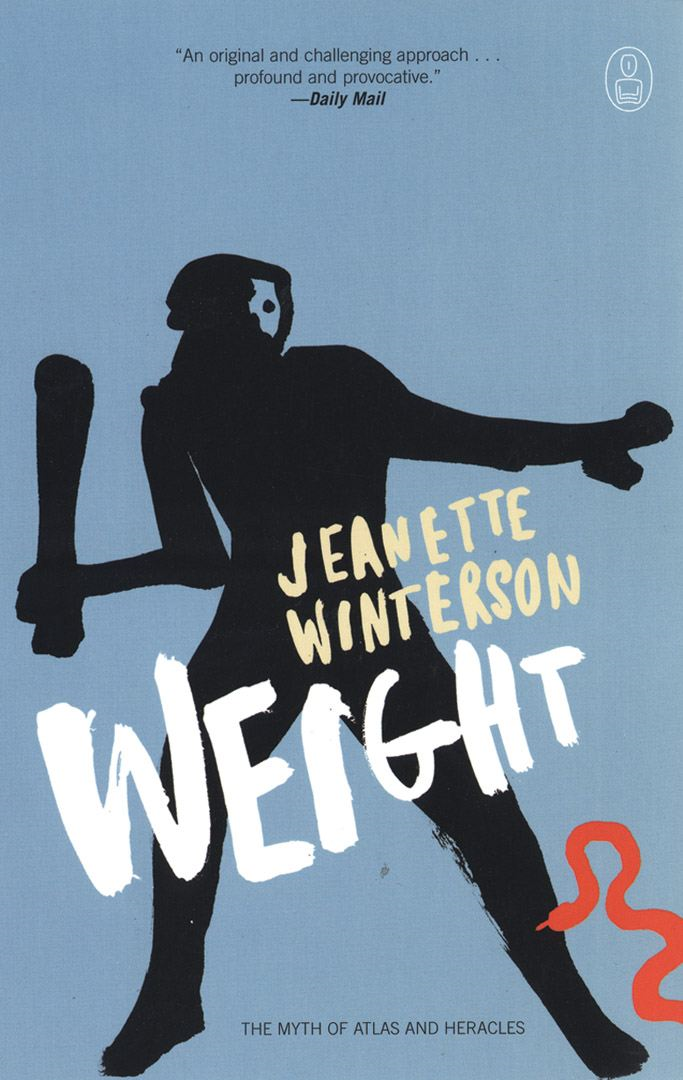 Weight By: Jeanette Winterson