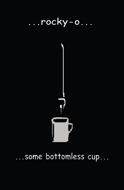 …some bottomless cup…