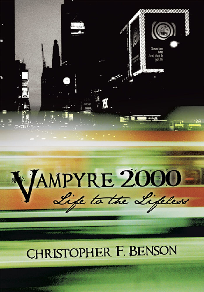 Vampyre 2000: Life to the Lifeless