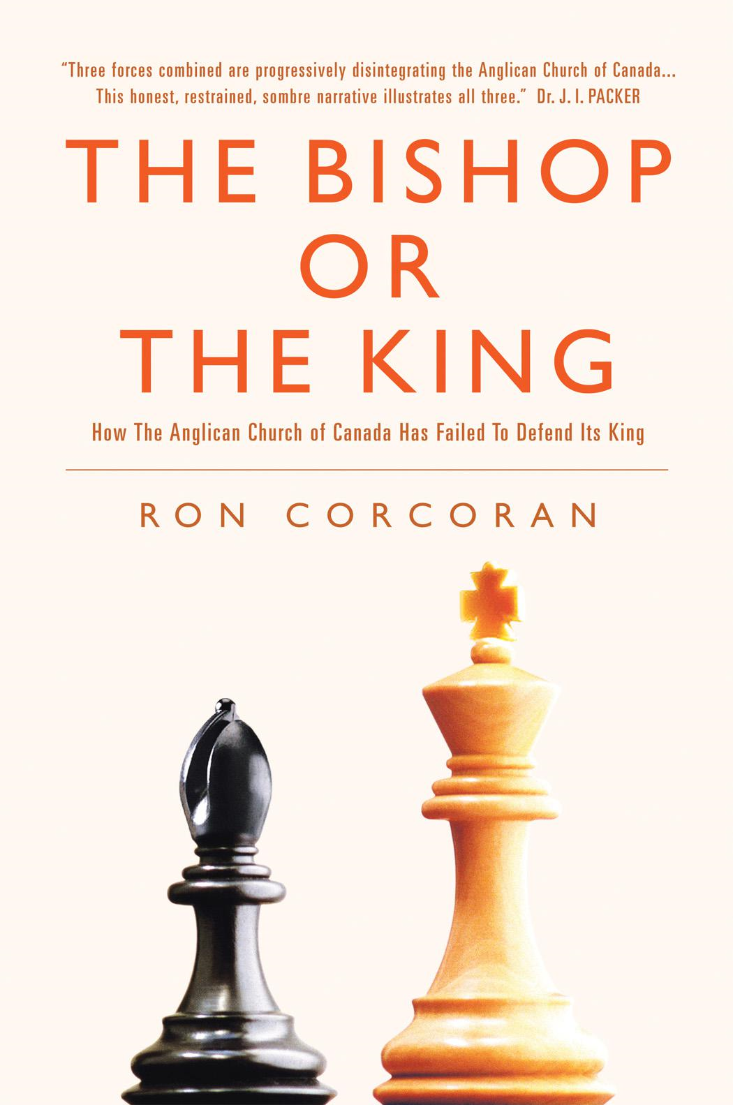 Ron Corcoran - The Bishop or the King (Study Guide Edition)