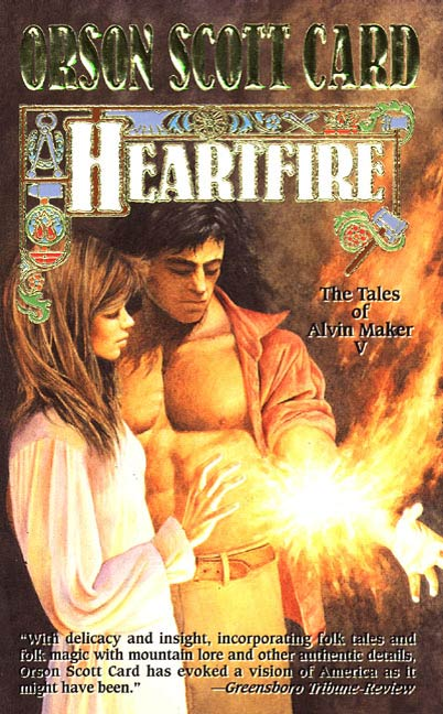 Heartfire By: Orson Scott Card