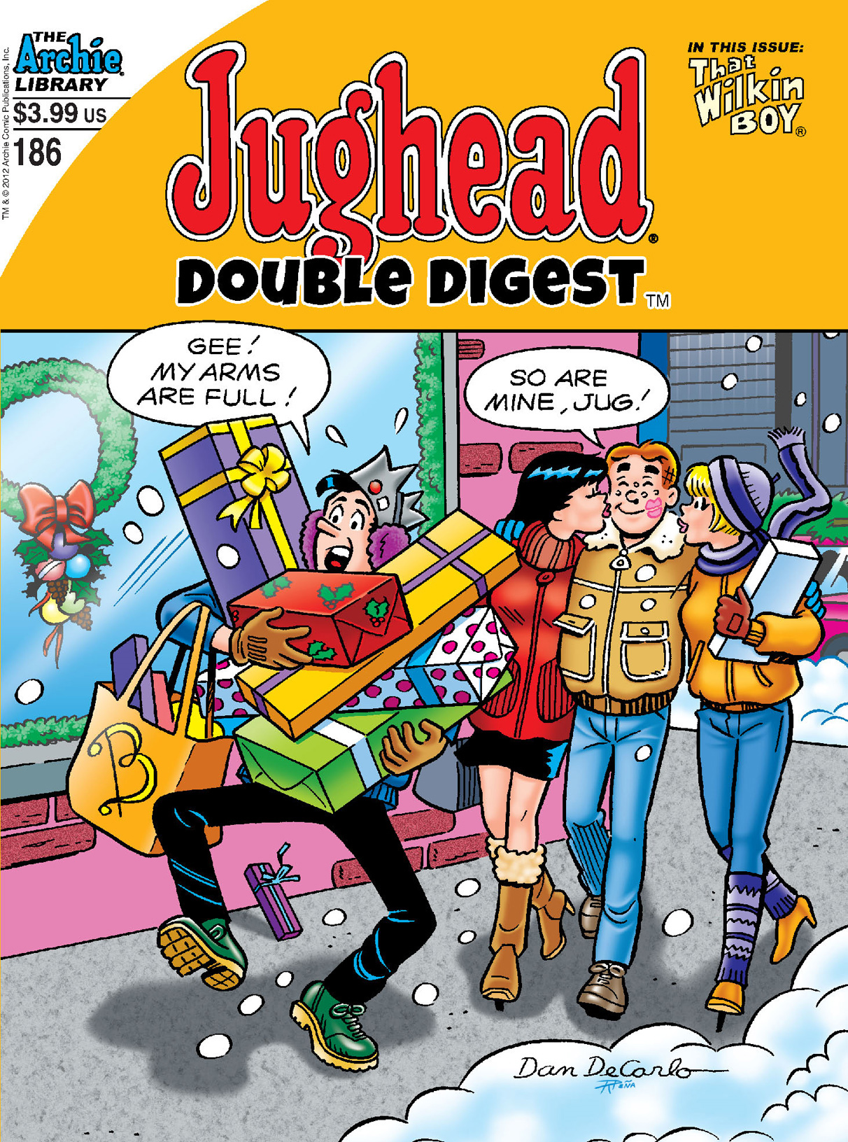 Jughead Double Digest #186 By: Various