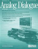 online magazine -  Analog Dialogue, Volume 45, Number 1