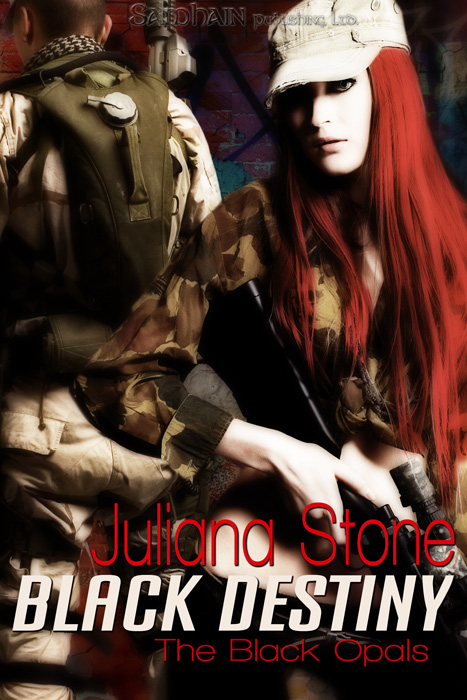 Black Destiny By: Juliana Stone