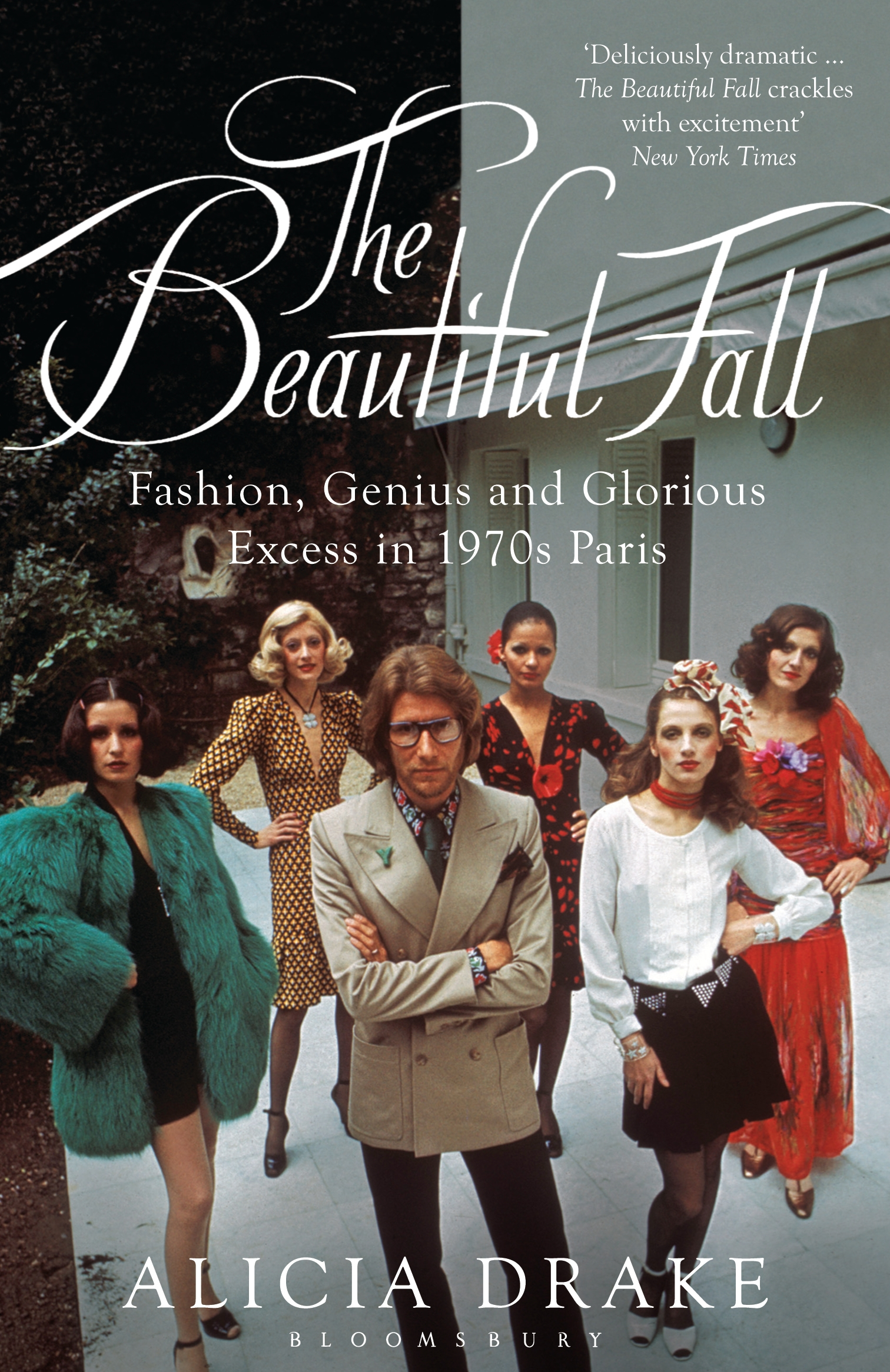 The Beautiful Fall Fashion,  Genius and Glorious Excess in 1970s Paris