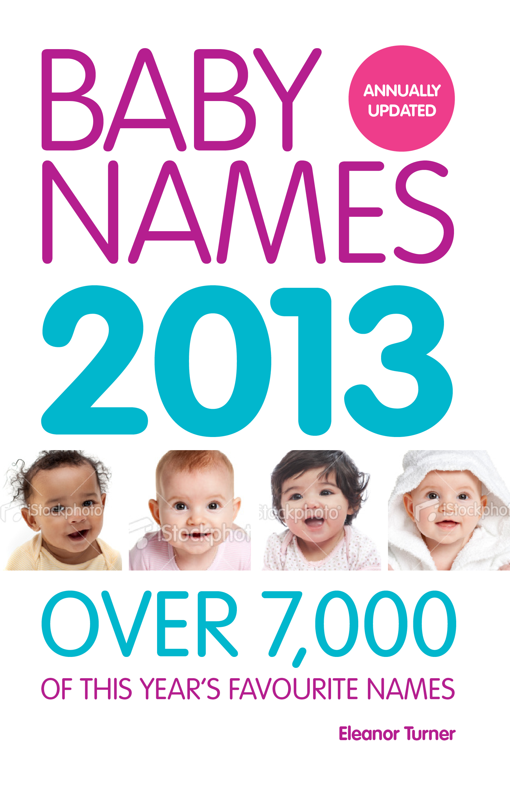 Baby Names 2013 By: Ella Joynes