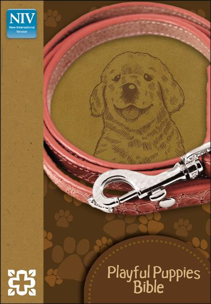 Playful Puppies Bible By: Zondervan