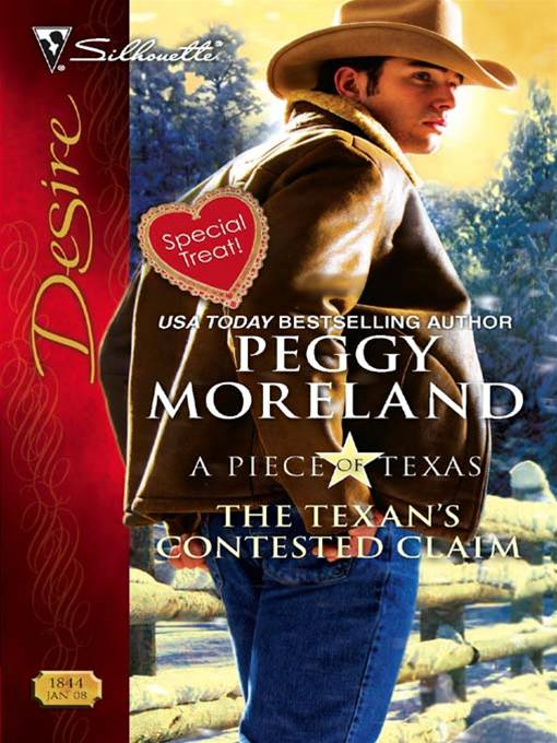 The Texan's Contested Claim By: Peggy Moreland