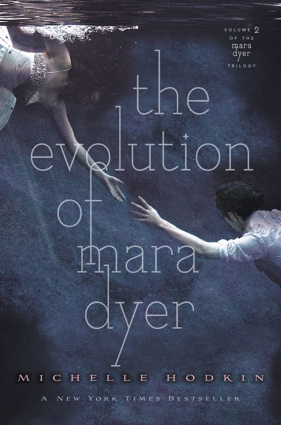 The Evolution of Mara Dyer By: Michelle Hodkin