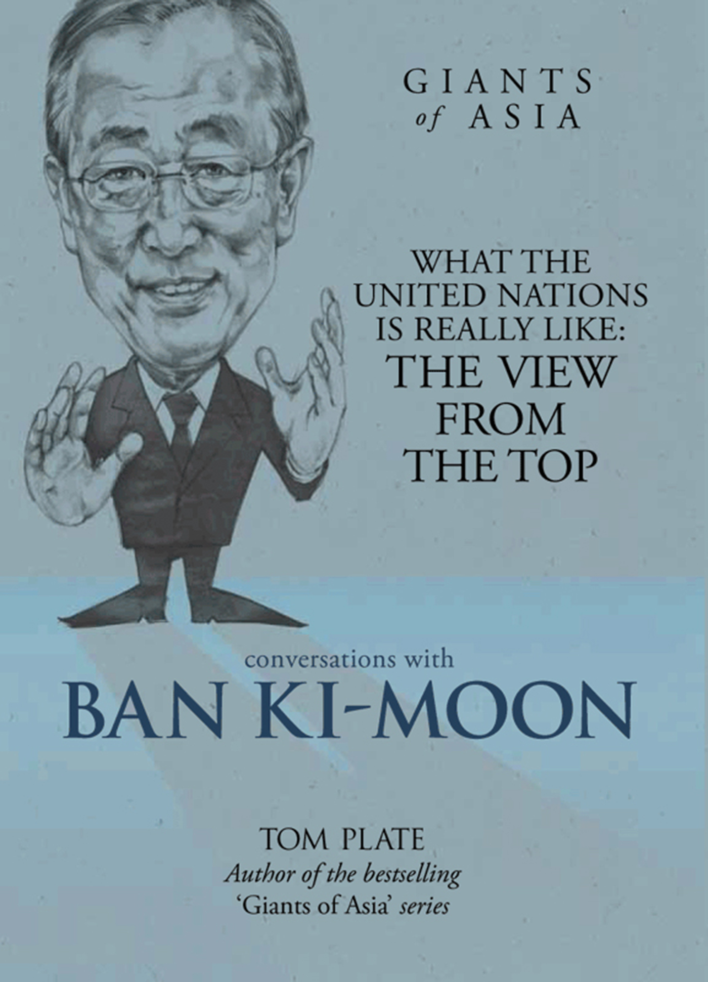 Giants of Asia: Conversation with Ban Ki-moon