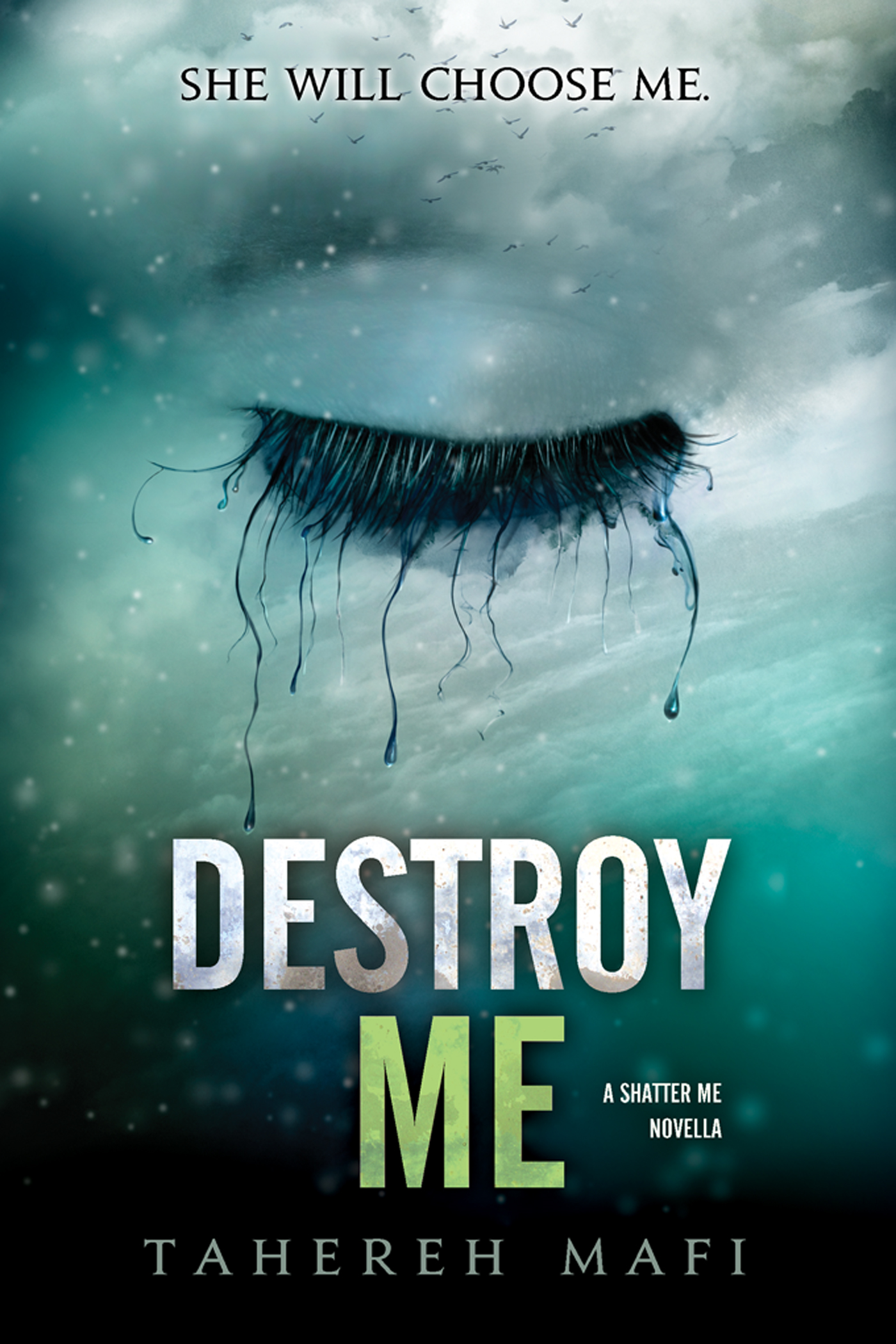 Destroy Me By: Tahereh Mafi
